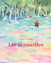 Cover Thumbnail for Les vermeilles (Actes Sud, 2019 series)