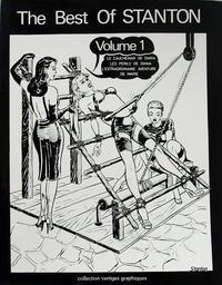 Cover Thumbnail for The Best of Stanton (Dominique Leroy, 1979 series) #1 [Le cauchemar de Diana]