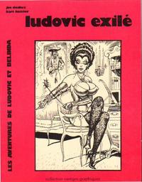 Cover Thumbnail for Les aventures de Ludovic et Belinda (Dominique Leroy, 1979 series) #1 - Ludovic exilé