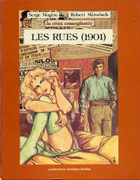 Cover Thumbnail for La croix ensanglantée (Dominique Leroy, 1981 series) #1 - Les rues (1901)