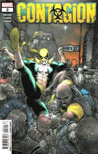 Cover Thumbnail for Contagion (Marvel, 2019 series) #2 [Juan José Ryp]