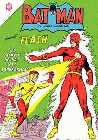 Cover Thumbnail for Batman (Editorial Novaro, 1954 series) #228