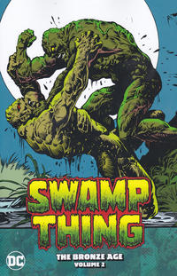 Cover Thumbnail for Swamp Thing: The Bronze Age (DC, 2018 series) #2