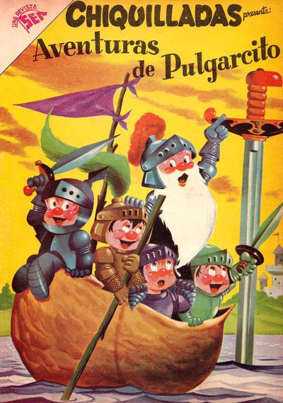 Cover for Chiquilladas (Editorial Novaro, 1952 series) #66