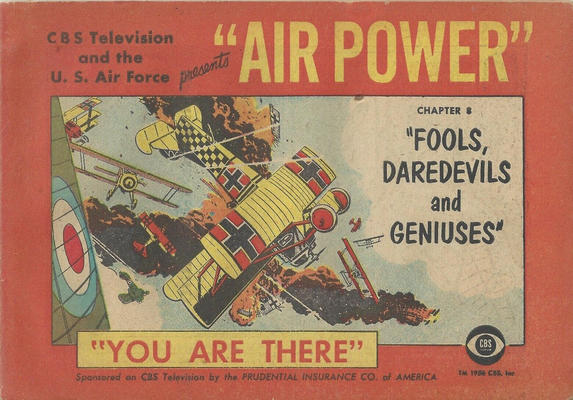 Cover for You Are There (Dell, 1956 series)
