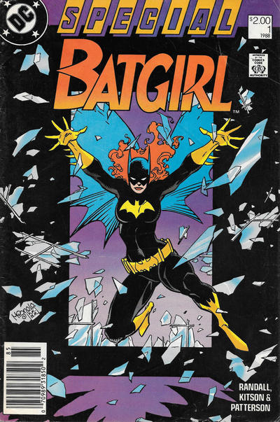 Cover for Batgirl Special (DC, 1988 series) #1 [Canadian]