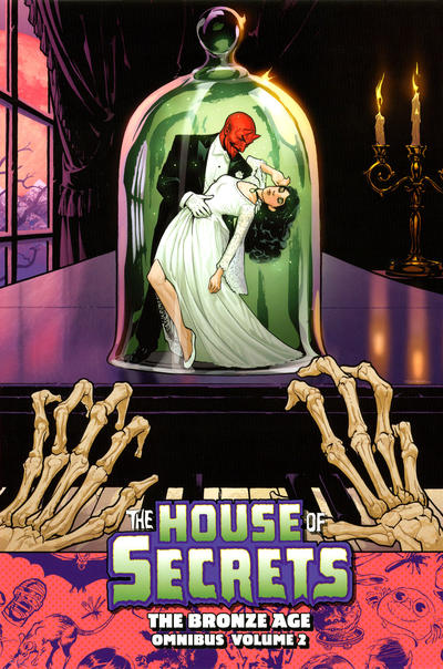 Cover for House of Secrets: The Bronze Age Omnibus (DC, 2018 series) #2