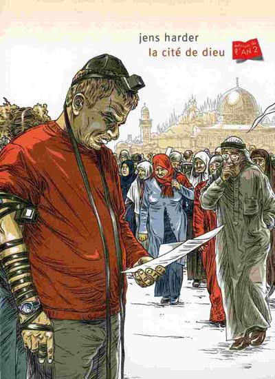 Cover for La cité de Dieu (Editions de l'An 2, 2006 series)