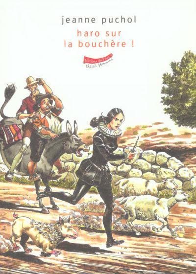 Cover for La bouchère (Editions de l'An 2, 2003 series) #1 - Haro sur la bouchère !