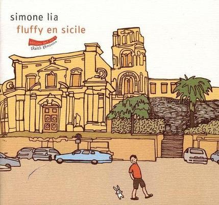Cover for Fluffy (Editions de l'An 2, 2005 series) #2 - Fluffy en Sicile