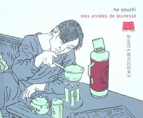 Cover for Mes années de jeunesse (Editions de l'An 2, 2005 series)