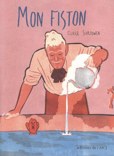 Cover for Mon fiston (Editions de l'An 2, 2006 series)
