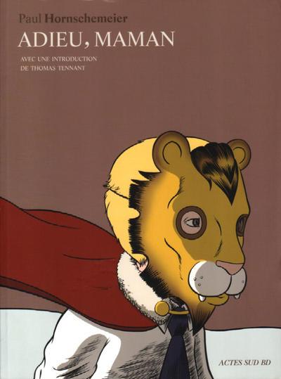 Cover for Adieu, Maman (Actes Sud, 2005 series)