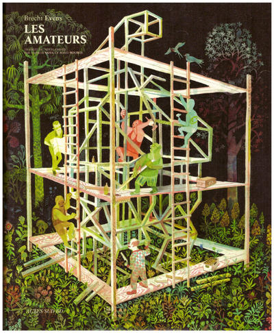 Cover for Les Amateurs (Actes Sud, 2011 series)