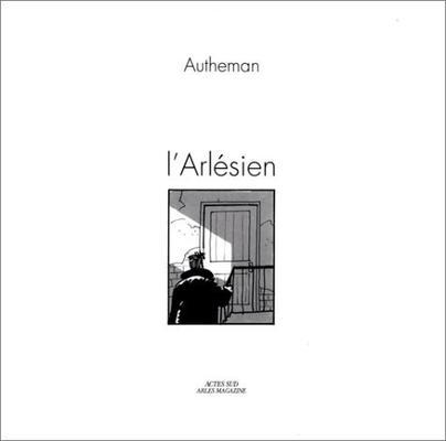 Cover for L'Arlésien (Actes Sud, 2002 series)