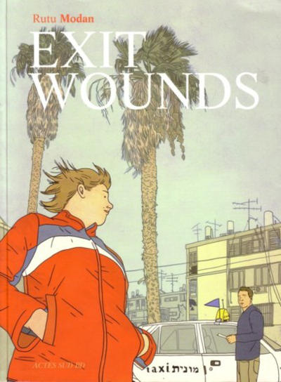 Cover for Exit Wounds (Actes Sud, 2007 series)