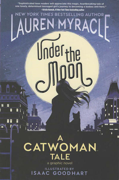 Cover for Under the Moon: A Catwoman Tale (DC, 2019 series)