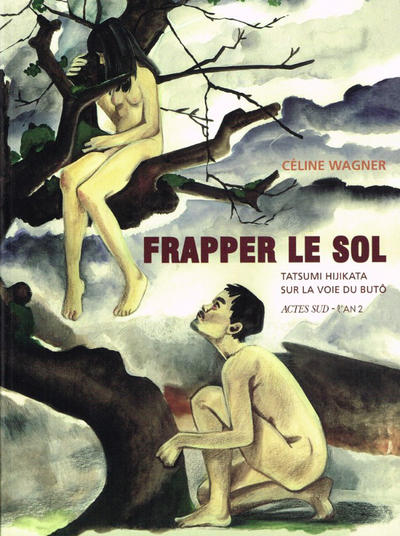 Cover for Frapper le sol (Actes Sud, 2016 series)
