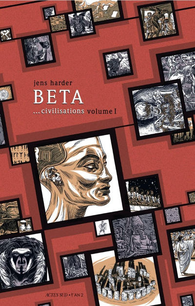 Cover for Beta... civilisations (Actes Sud, 2014 series)