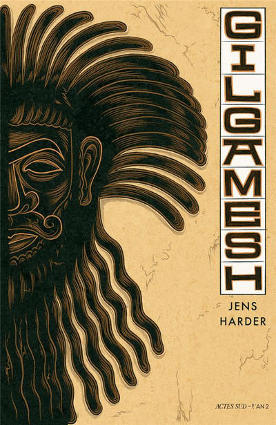 Cover for Gilgamesh (Actes Sud, 2018 series)
