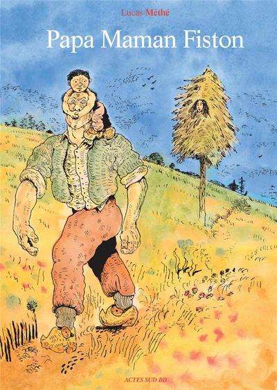 Cover for Papa Maman Fiston (Actes Sud, 2019 series)
