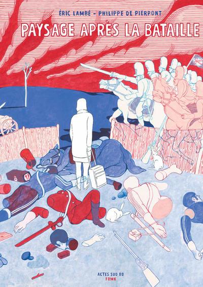 Cover for Paysage après la bataille (Actes Sud, 2016 series)