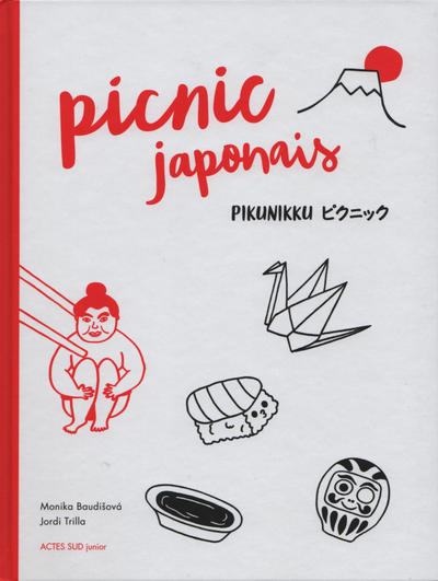 Cover for Picnic japonais (Actes Sud, 2019 series)