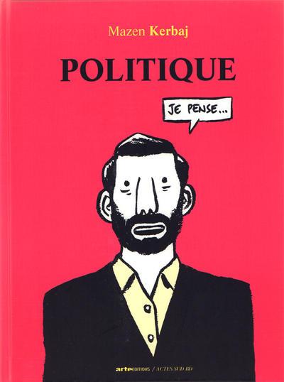 Cover for Politique (Actes Sud, 2019 series)