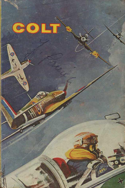Cover for Colt (S.N.E.C., 1971 series) #40