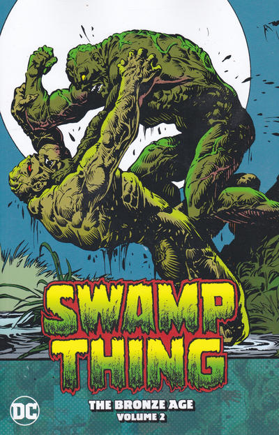 Cover for Swamp Thing: The Bronze Age (DC, 2018 series) #2