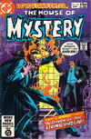 Cover for House of Mystery (DC, 1951 series) #291 [British]