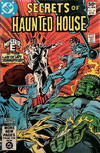 Cover for Secrets of Haunted House (DC, 1975 series) #35 [Direct]