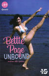Cover for Bettie Page Unbound (Dynamite Entertainment, 2019 series) #9 [Cover E Photo]