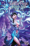 Cover Thumbnail for Bettie Page Unbound (2019 series) #9 [Cover A John Royle]