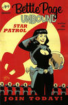 Cover for Bettie Page Unbound (Dynamite Entertainment, 2019 series) #9 [Cover B Scott Chantler]