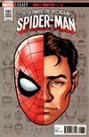 Cover Thumbnail for Peter Parker: The Spectacular Spider-Man (2017 series) #297 [Variant Edition - Legacy Headshot - Mike McKone Cover]