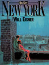 Cover for Big City (Albin Michel, 1985 series) #[1] - New York