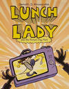 Cover for Lunch Lady (Alfred A. Knopf Publishing, 2009 series) #8 - Lunch Lady and the Picture Day Peril