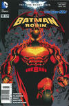 Cover Thumbnail for Batman and Robin (2011 series) #11 [Newsstand]
