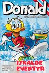 Cover for Donald vinter-pocket (Hjemmet / Egmont, 2015 series) #2020 - Iskalde eventyr