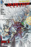 Cover Thumbnail for Justice League (2011 series) #11 [Fan Expo Canada Cover]