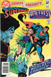 Cover for DC Comics Presents (DC, 1978 series) #63 [Newsstand]