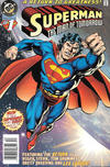 Cover for Superman: The Man of Tomorrow (DC, 1995 series) #1 [Newsstand]