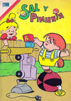 Cover for Sal y Pimienta (Editorial Novaro, 1964 series) #138
