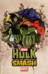 Cover for Marvel Universe Hulk: Agents of S.M.A.S.H. (Marvel, 2014 series)