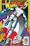 Cover Thumbnail for The New Warriors (1990 series) #43 [Newsstand]