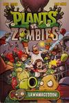 Cover for Plants vs. Zombies: Lawnmageddon (Dark Horse, 2013 series)  [Scholastic]