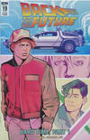 Cover for Back to the Future (IDW, 2015 series) #19 [Subscription Cover - Juan Samu]