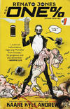 Cover for Renato Jones: The One% (Image, 2016 series) #1 [Second Printing]