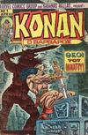 Cover for Conan the Barbarian [Κόναν ο Βάρβαρος] (Kabanas Hellas, 1970 ? series) #1